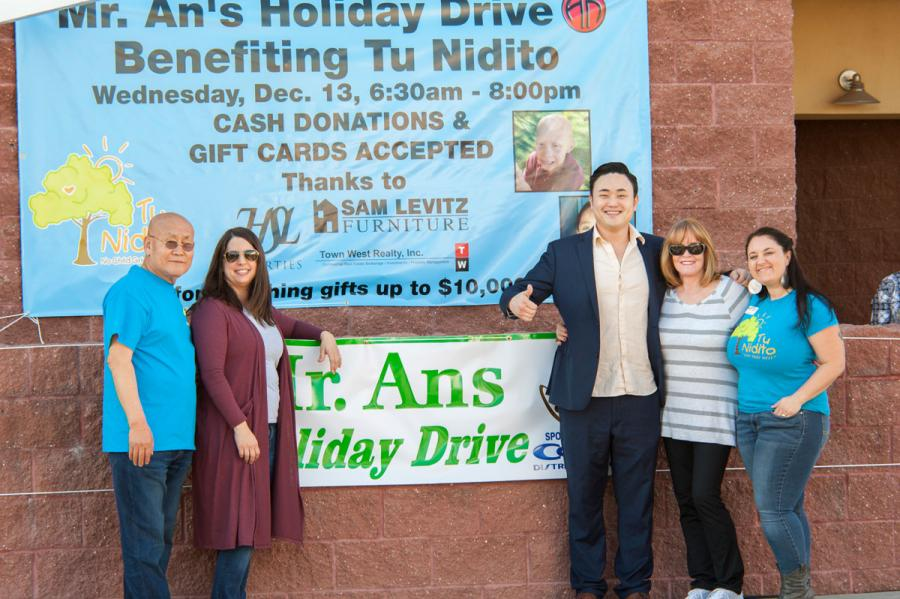 Tu Nidito Holiday Drive at Mr Ans