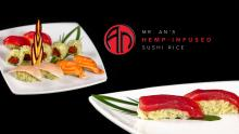 Introducing An Original: Mr An's Hemp-Infused Sushi Rice